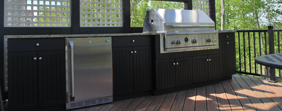 Outdoor Kitchen Cabinets Built To Last A LifetimeOutdoor Kitchen - Outdoor kitchens cabinets