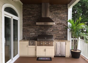 Outdoor Kitchen Trends to Watch in 2021