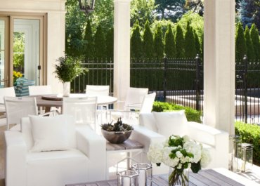 5 Best outdoor patio color schemes to consider