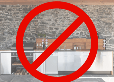 5 Outdoor Kitchen Mistakes You Don't Want to Make
